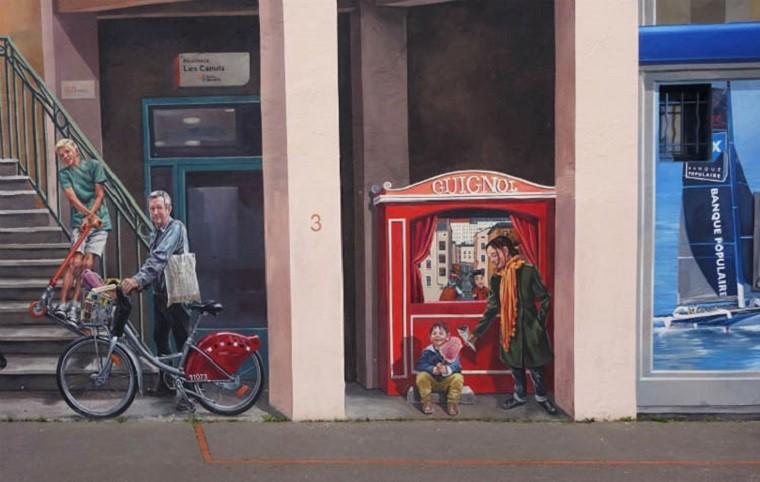 arte callejero en lyon