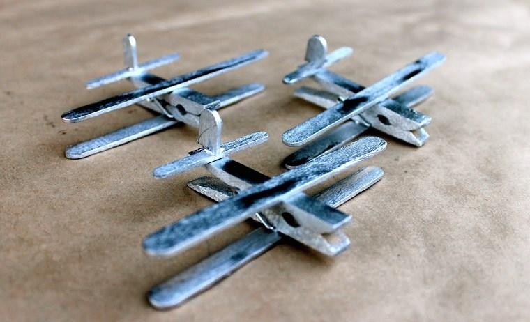 manualiades faciles para ninos aviones