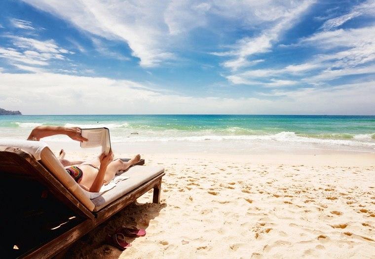 los mejores libros leer-playa