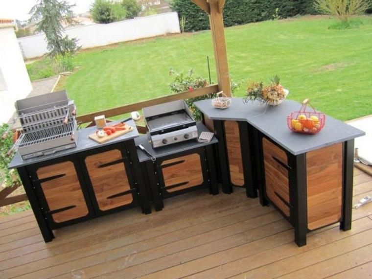 muebles de cocina sencillos