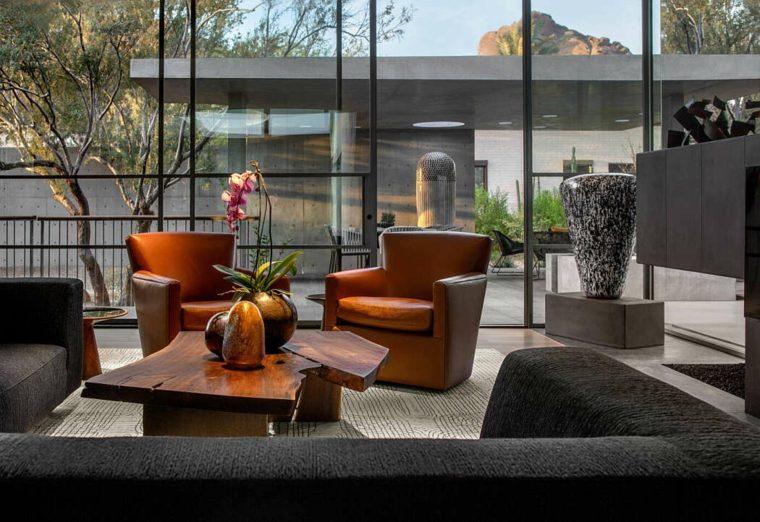 muebles de sala modernos 2019-casa-diseno-tennen-studio
