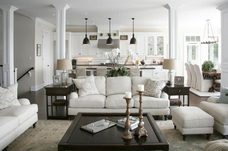 muebles-de-sala-modernos-2019-diseno-sala-abierta-cocina-ideas