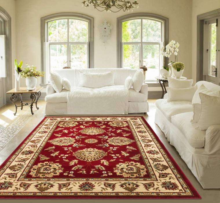 muebles-sala-estar-color-blanco