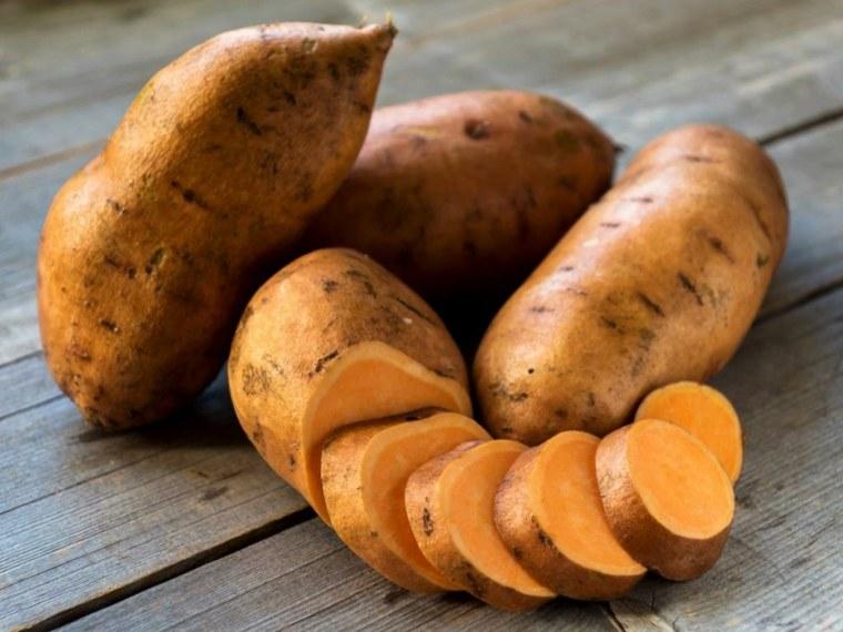 Resultado de imagen de patata dulca