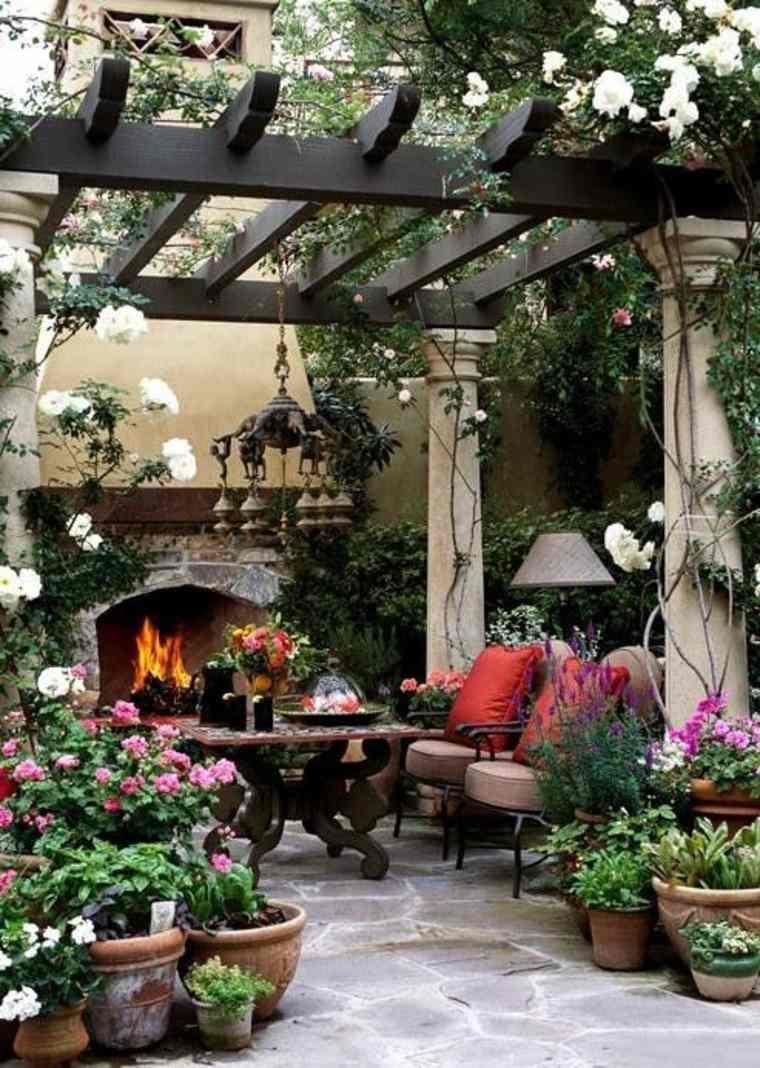 ideas de decoración de jardines