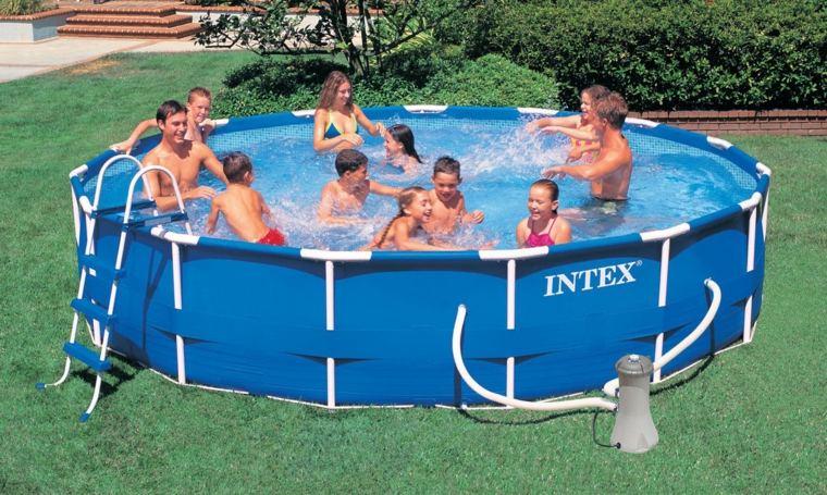 piscinas de intex