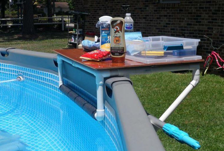 piscinas desmontables accesorios
