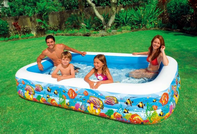 piscinas desmontables inflables