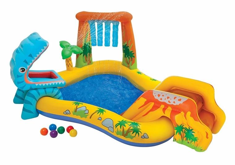 piscinas desmontables para bebés