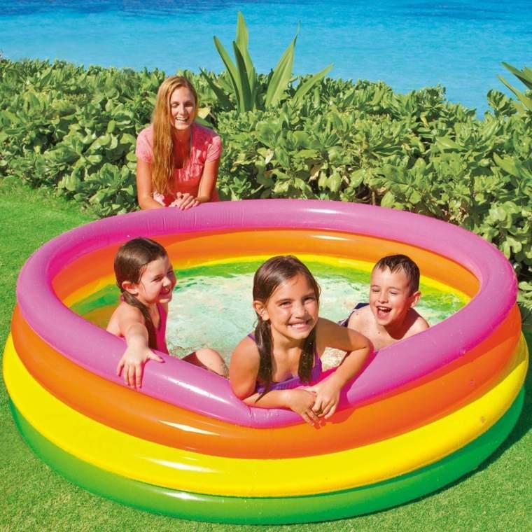 piscinas desmontables para niños