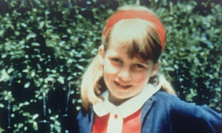 princesa-Diana-foto-de-niña