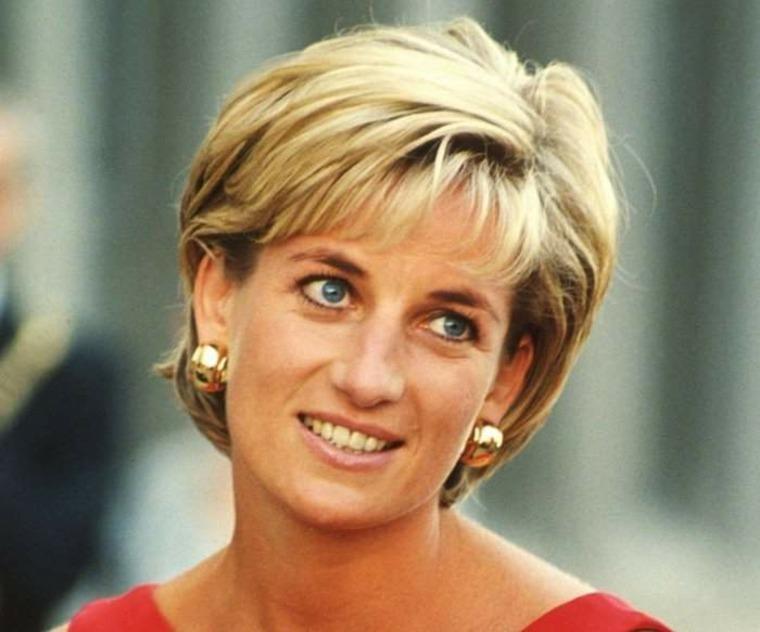 princesa Diana retrato