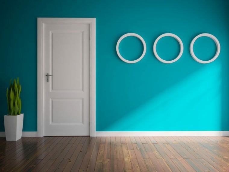 puerta moderna MDF