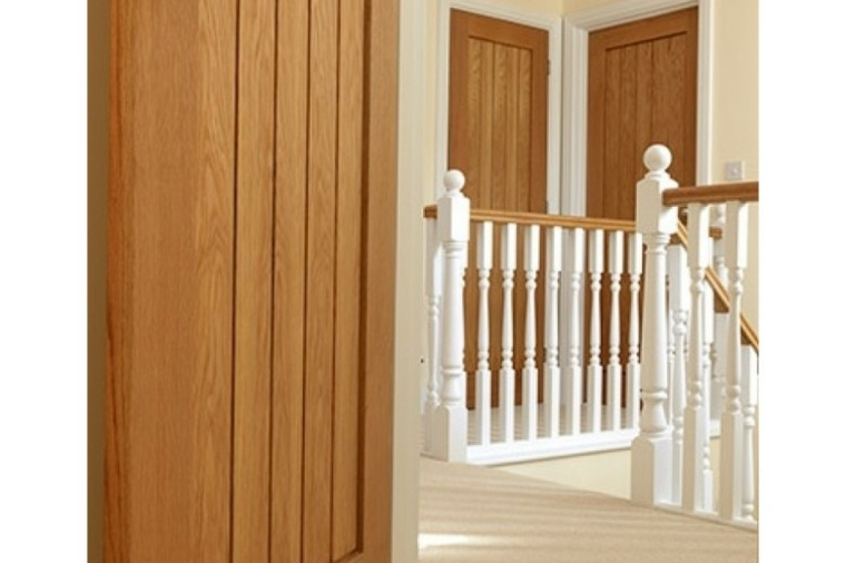 puertas de madera para interiores