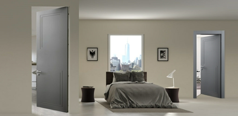 puertas modernas para el hogar