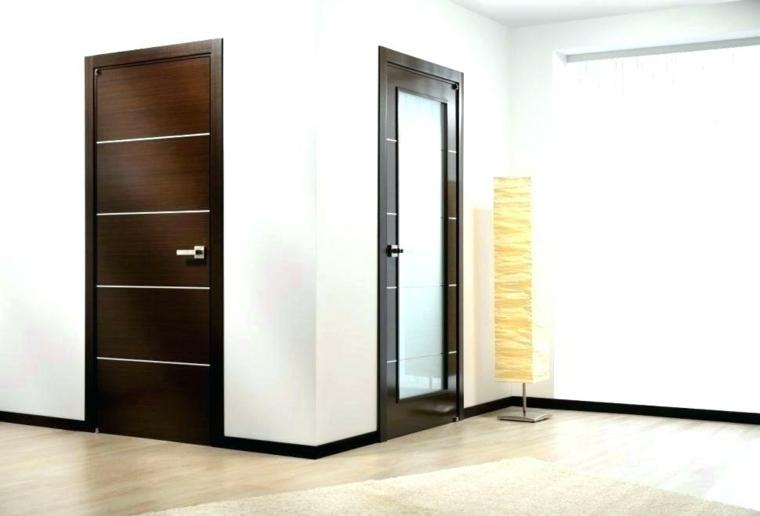 puertas modernas para interiores de casas