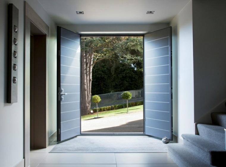 puertas para interiores de casas  ideas