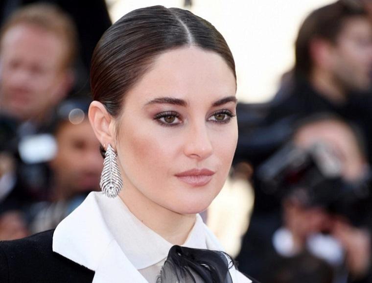 Shailene Woodley en el Festival de Cannes 2019