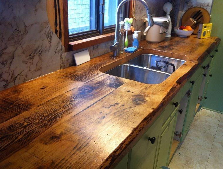 tipos-de-encimeras-de-cocina-madera-opciones