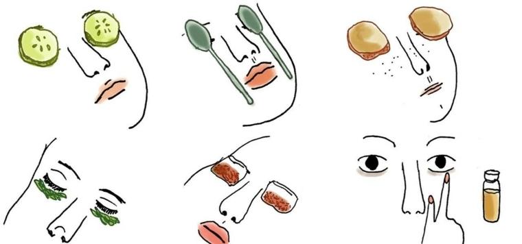cómo quitar las ojeras