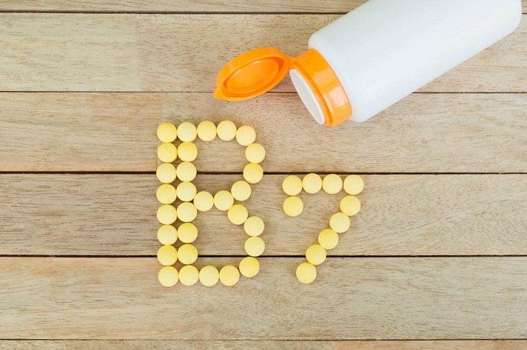 vitamina-para-la-piel-B7-biotina