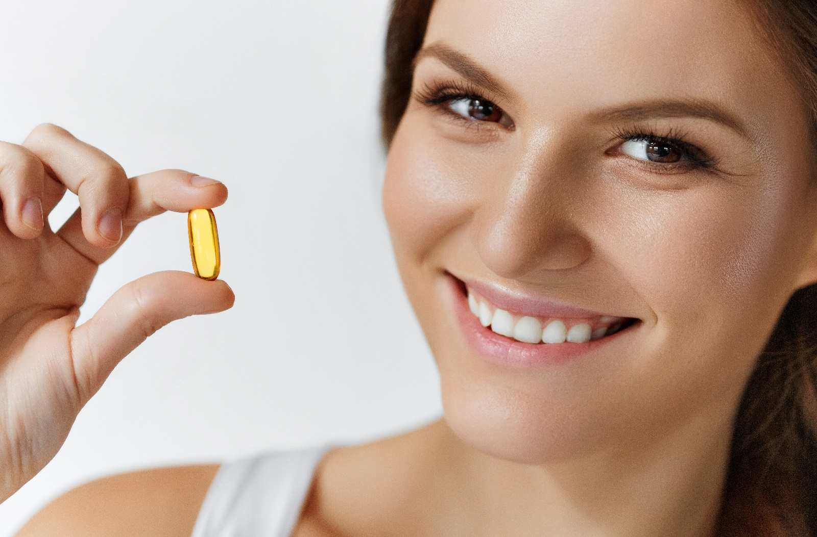 vitamina para la piel-sana-brillante