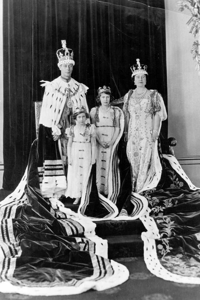 Coronación de Jorge V