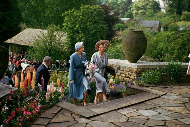 Vestidos de Isabel de Inglaterra