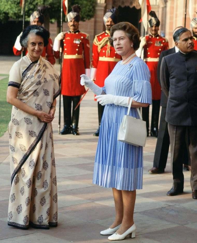 Visita oficial a la India