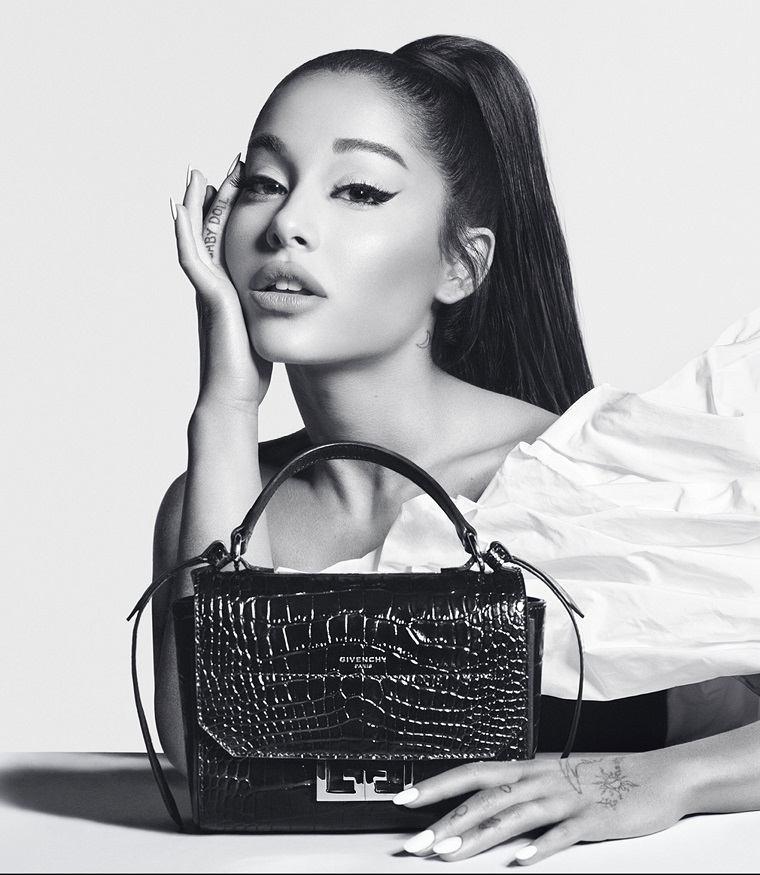 Ariana-Grande-Givenchy-coleccion-bolso