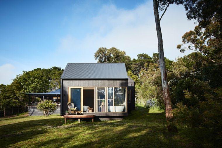 Cabaña moderna de diseño