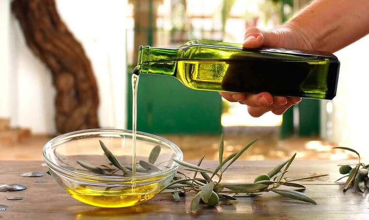 aceite saludable oliva