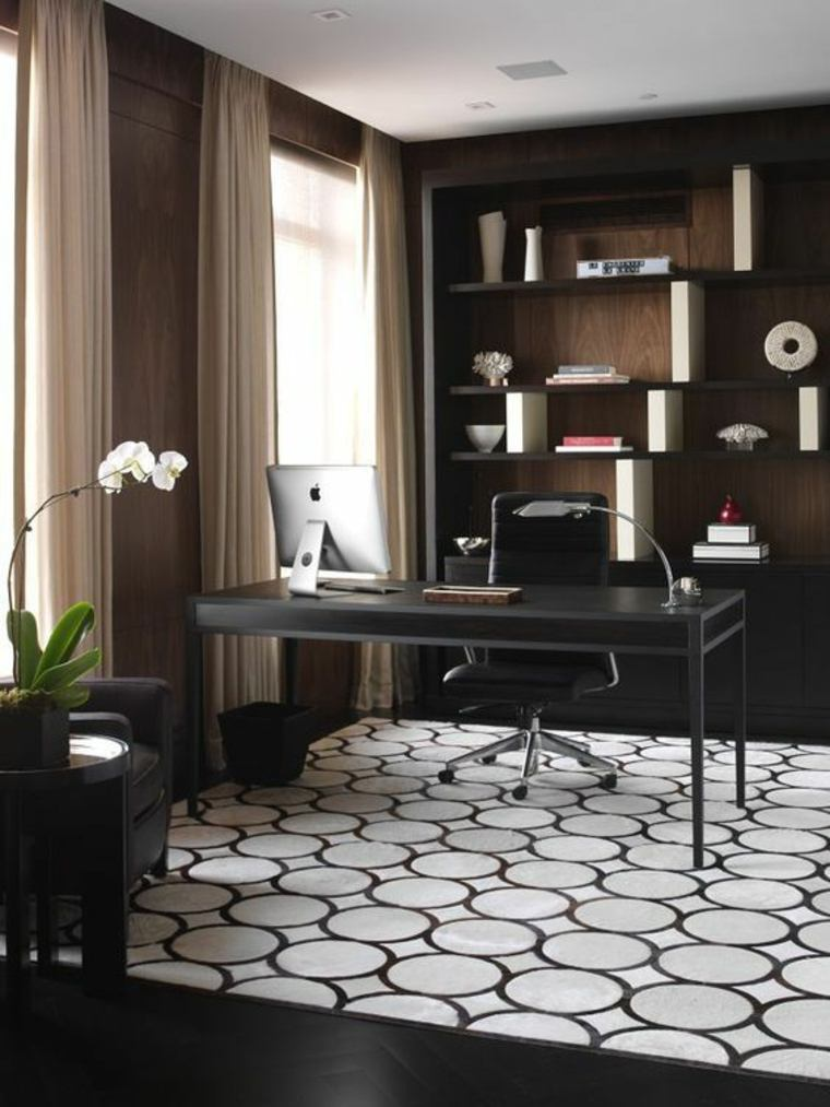 ideas de decoración de oficina