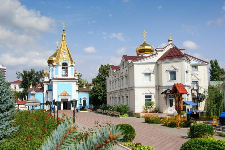 paisaje de Moldavia
