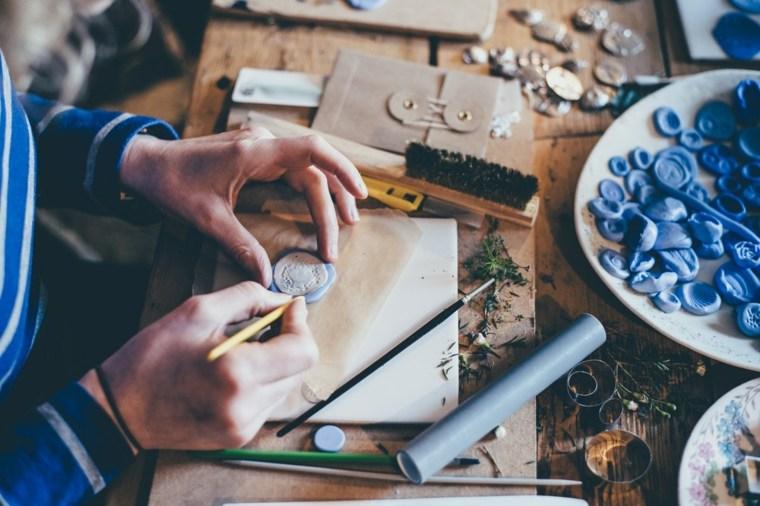 taller de artesanias caseras