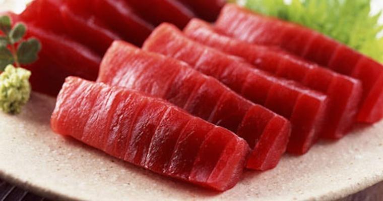 El atún es una comida sana