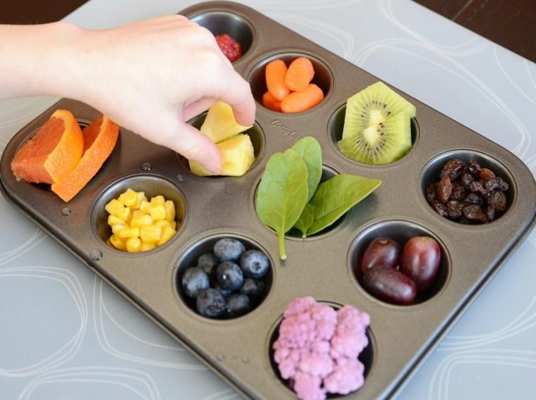 preparar alimentos sanos