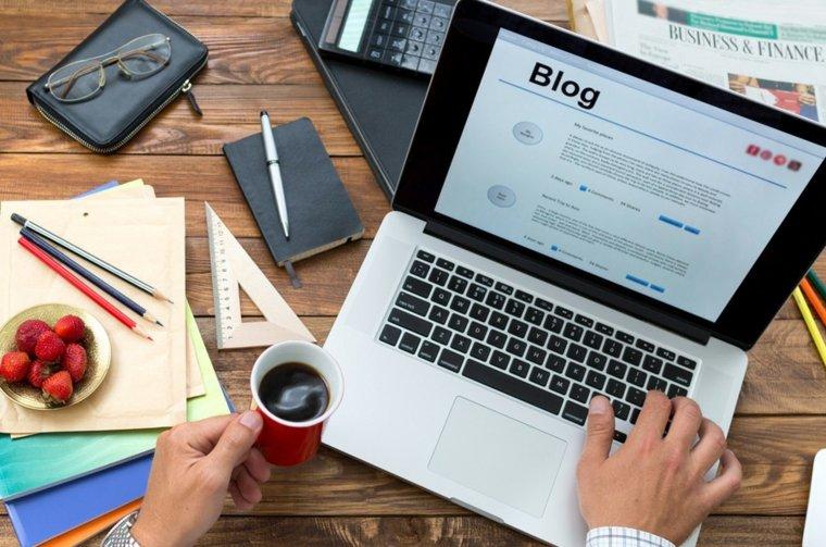 escribir blog de manualidades rentable