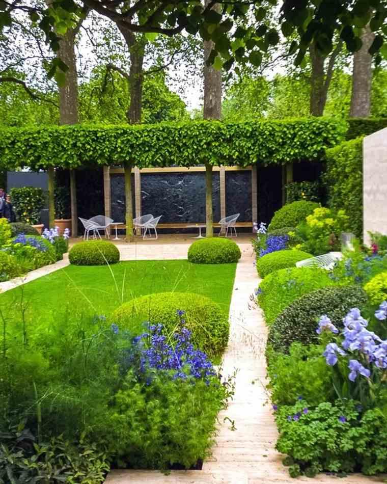 Tendencias en paisajismo y diseño de jardines modernos