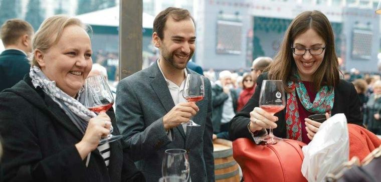 festivales de vino