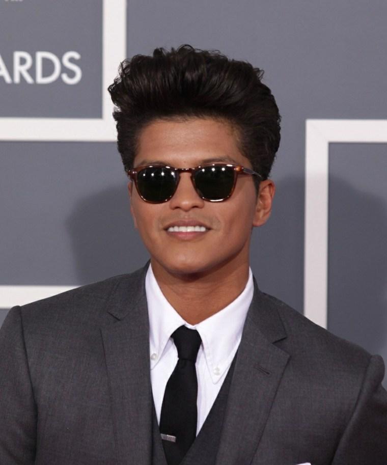 Bruno Mars y su estilo Rockabilly
