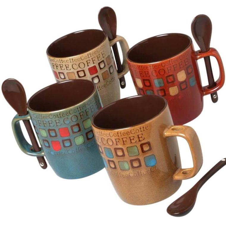 cafe tazas maximas