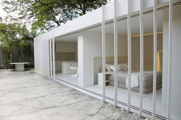 Diseño de terraza original