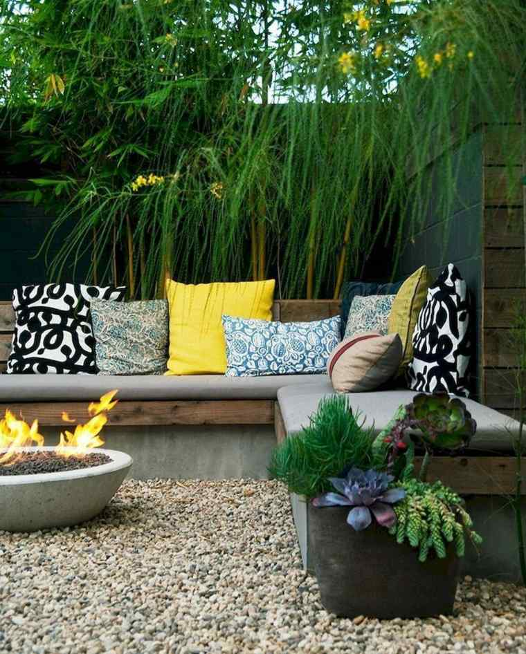 Diseñar jardines modernos