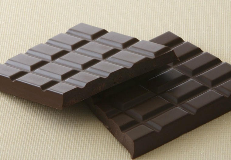 Dieta con chocolate negro