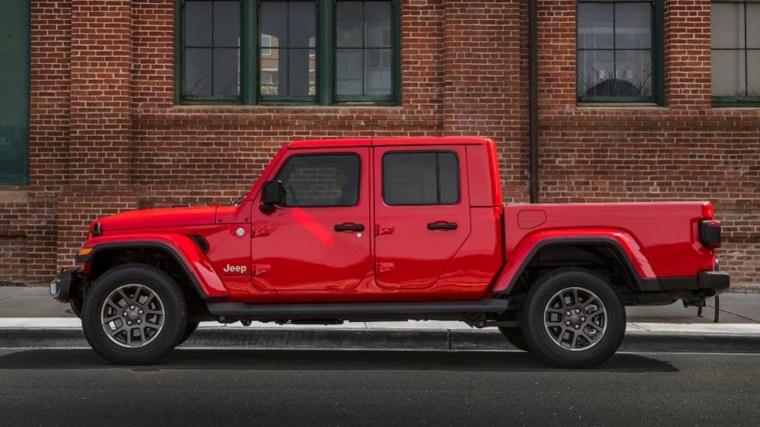 Jeep Gladiador 2020