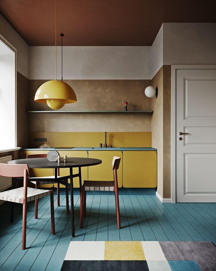 cocina-diseno-simple-ideas-espacios-pequenos