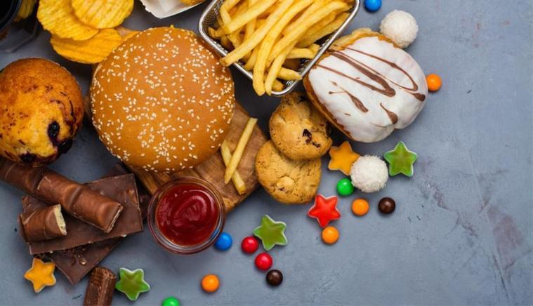 comida saturada trans