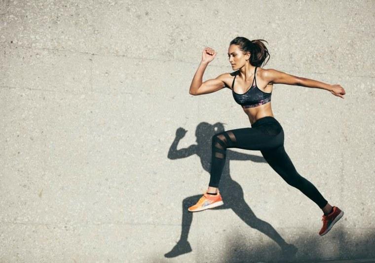 Hacer entrenamientos de alta intensidad