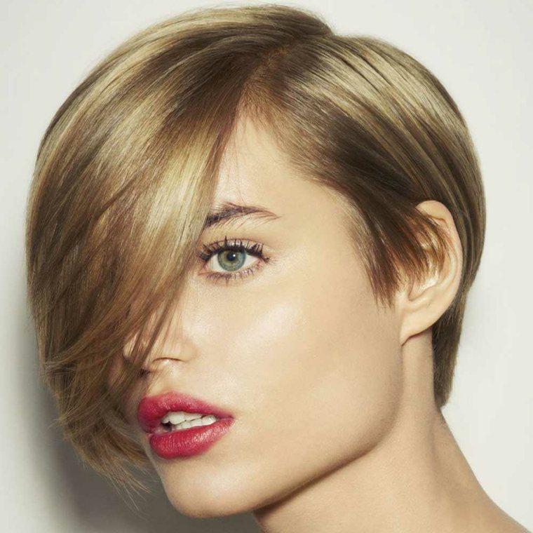 cortes-de-pelo-corto-modernos-flequillo-lado
